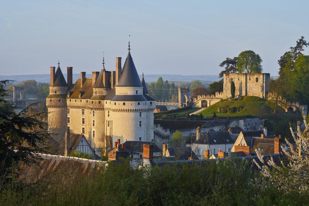Château de Langeais Vue générale