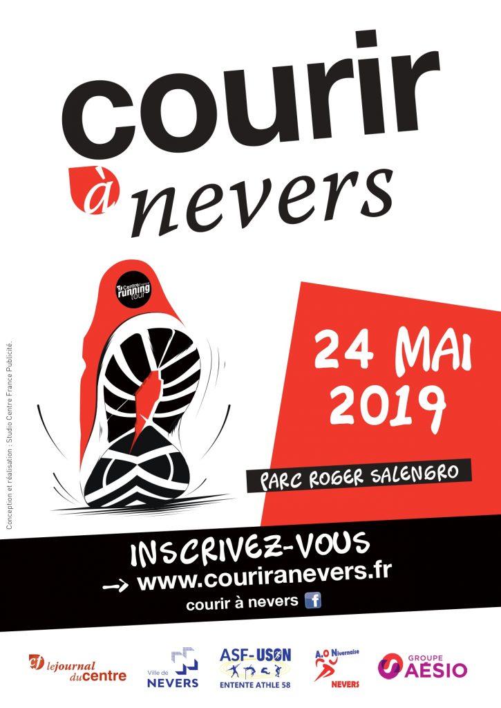 Courir à Nevers 2019