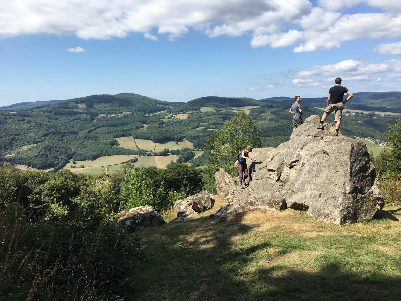Morvan - Mont Beuvray