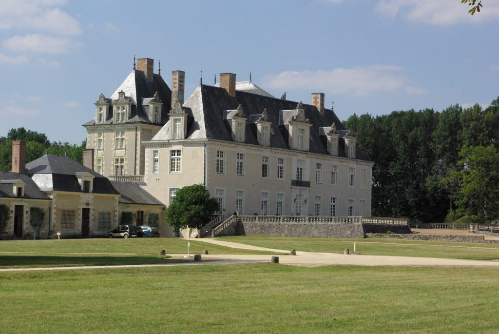 chateau-champchevrier