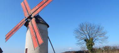 Découvrez le moulin Les Éventées, petit patrimoine historique de la Nièvre