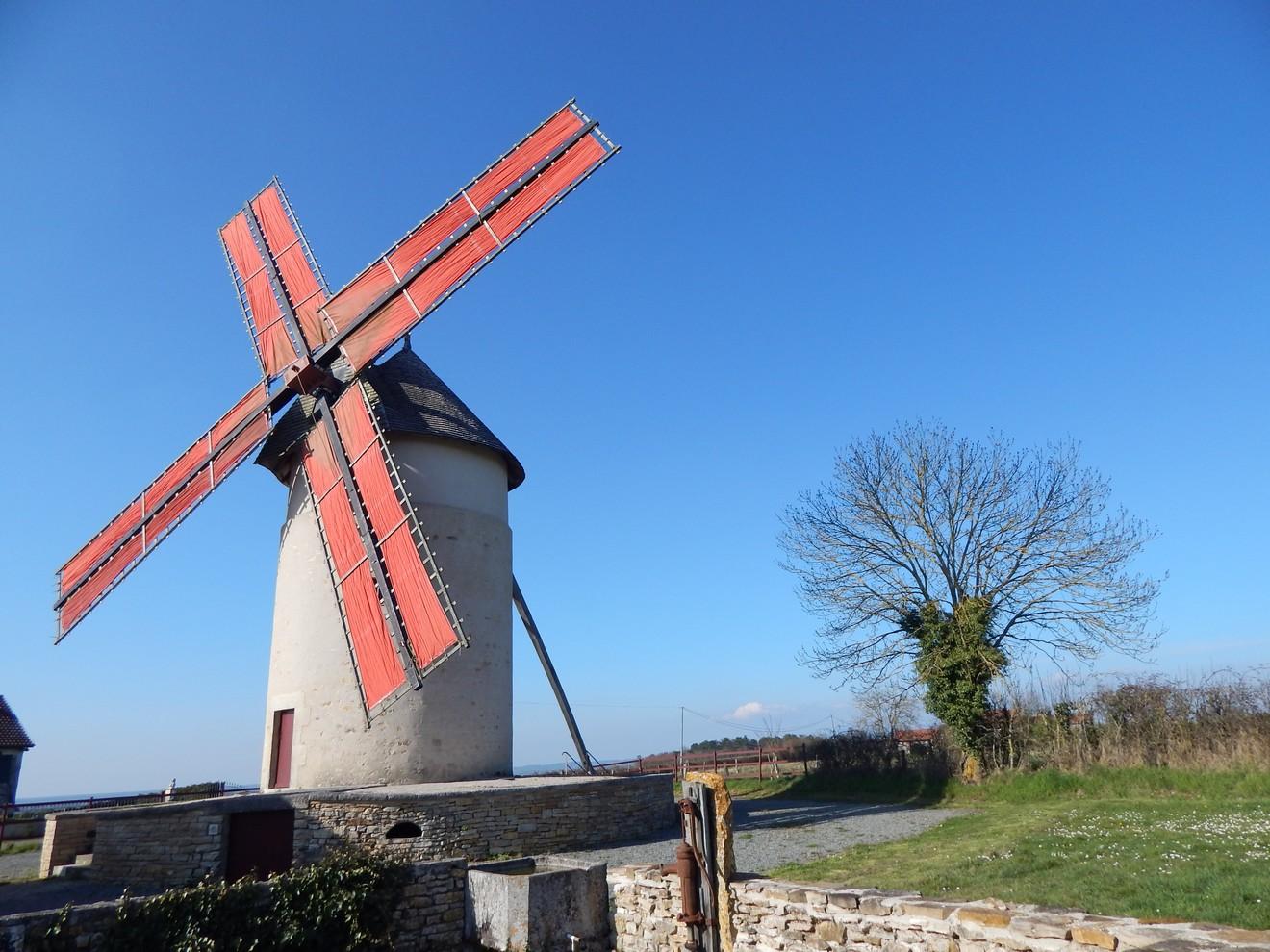 Moulin Les Eventées, Nièvre
