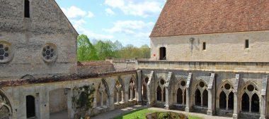 Noirlac, une abbaye cistercienne paisible et vivante