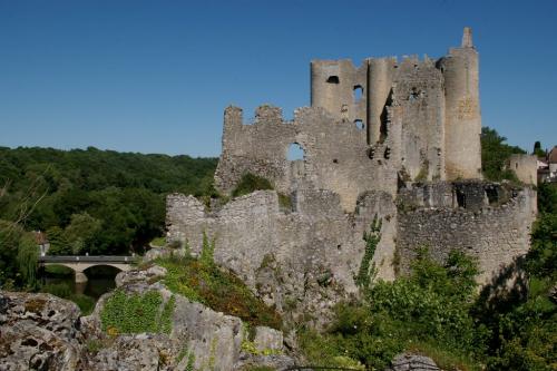 Château - Angles sur l'Anglin