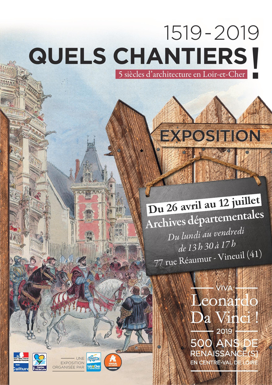 Exposition_Quels chantiers ! - Vineuil
