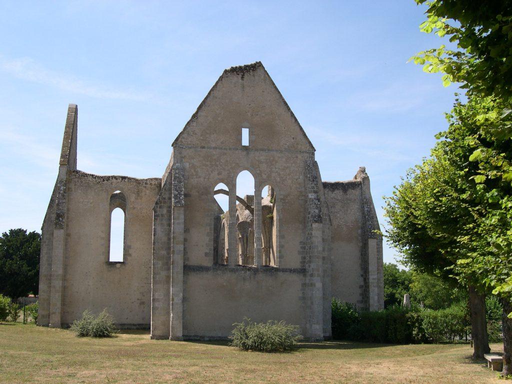 France_Loiret_Yevre-le-Chatel_Eglise_Saint-Lubin
