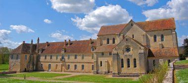 L'inébranlable Abbaye de Noirlac