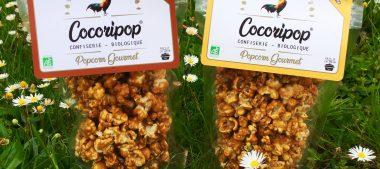 Cocoripop, des confiseries 100 % Val de Loire 🍿