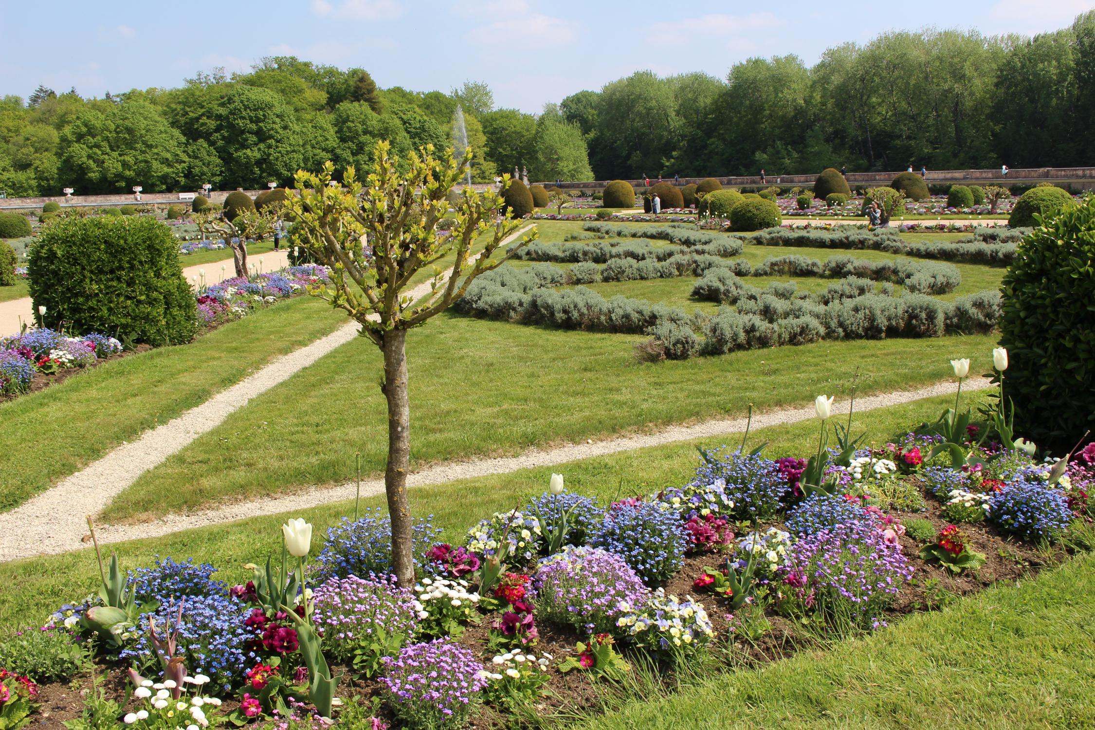 jardin-diane-chenonceau©Boussole Voyageuse