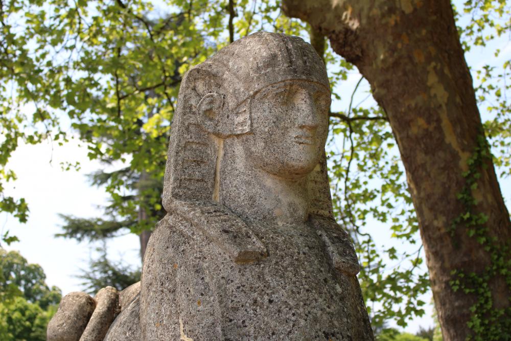 statues-chenonceau©Boussole Voyageuse