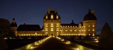 Jazz aux chandelles au château de Valençay