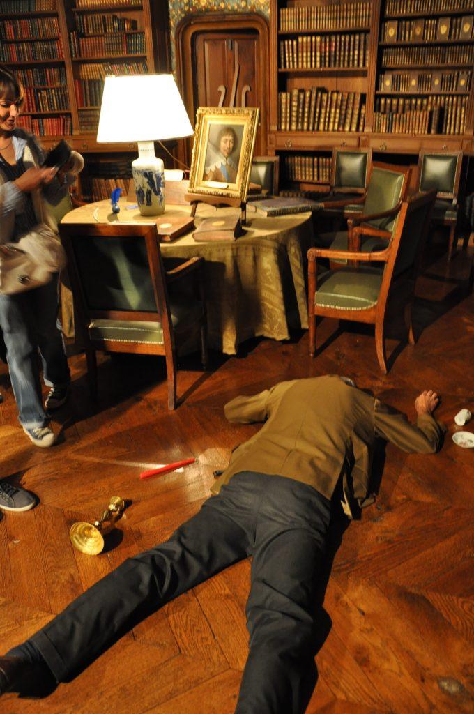 crime au chateau - Murder Parties