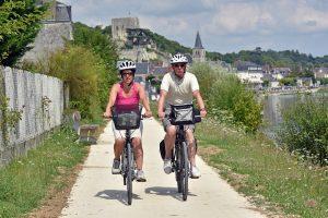 Echappées à Vélo à Montrichard
