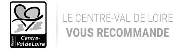 La région Centre-Val de Loire vous recommande