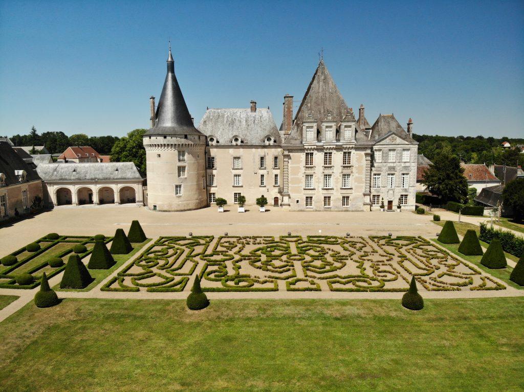 Chateau Azay-le-Ferron