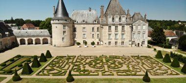 Le château d'Azay-le-Ferron, un patrimoine exceptionnel