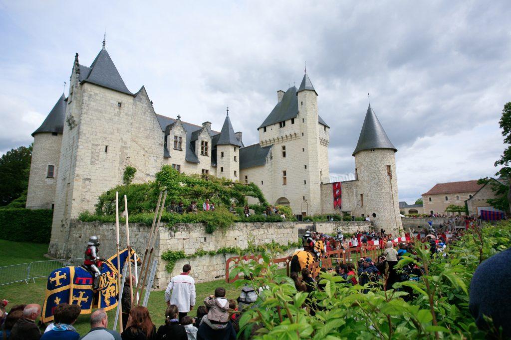 Joutes Equestres et Médiévales du Rivau