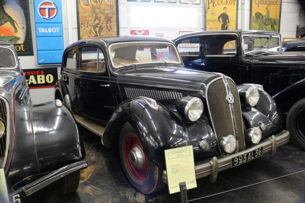 Musée automobile de Valençay