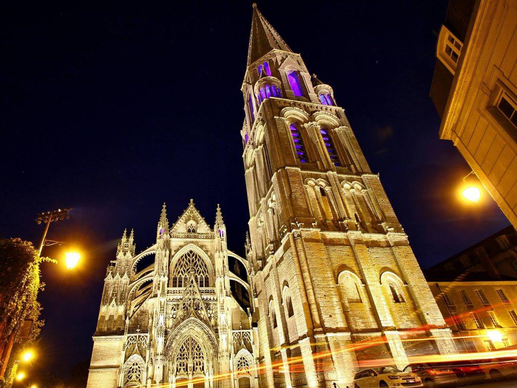 Abbaye de la Trinité, Vendôme