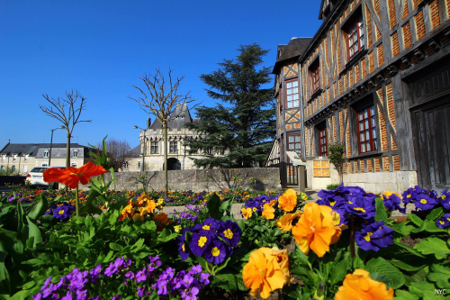 Ville de Vendôme - Porte Saint-Georges