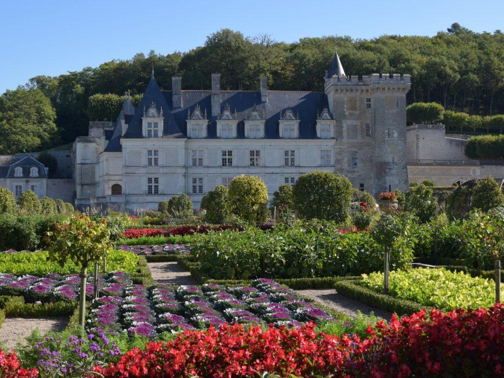 Journées du Potager - château et jardins de Villandry