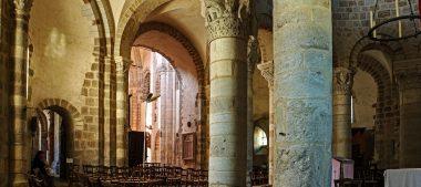 Neuvy-Saint-Sépulchre, au cœur du Berry roman