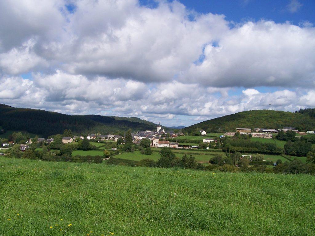 Village de Corancy