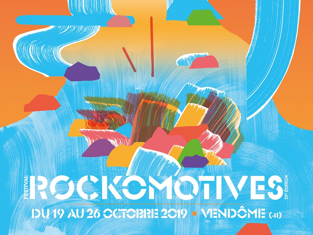 Festival Rockomotives 2019 - Vendôme