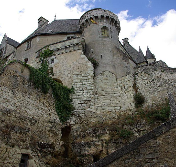 Château de Palluau Frontenac dans le Berry