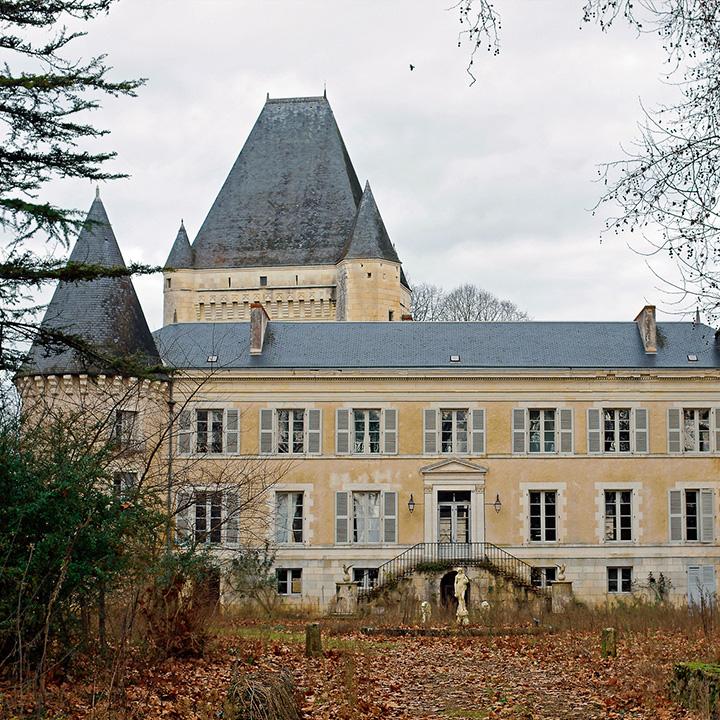 Château d'Argy dans le Berry