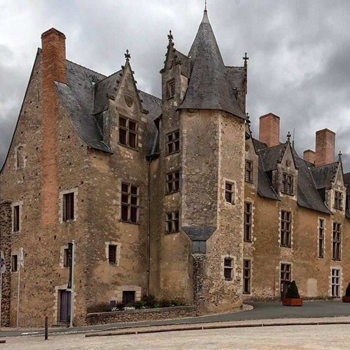 Château de Baugé en Anjou