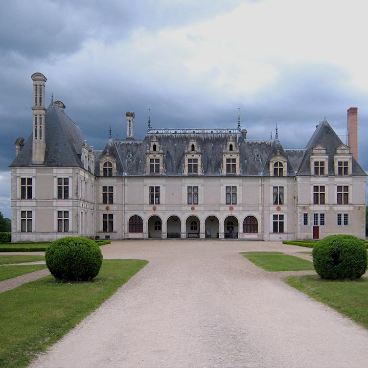 Château de Beauregard à Cellettes en Loir et Cher