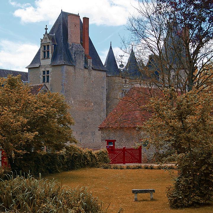 Château de Fougère sur Bièvre en Loir et Cher