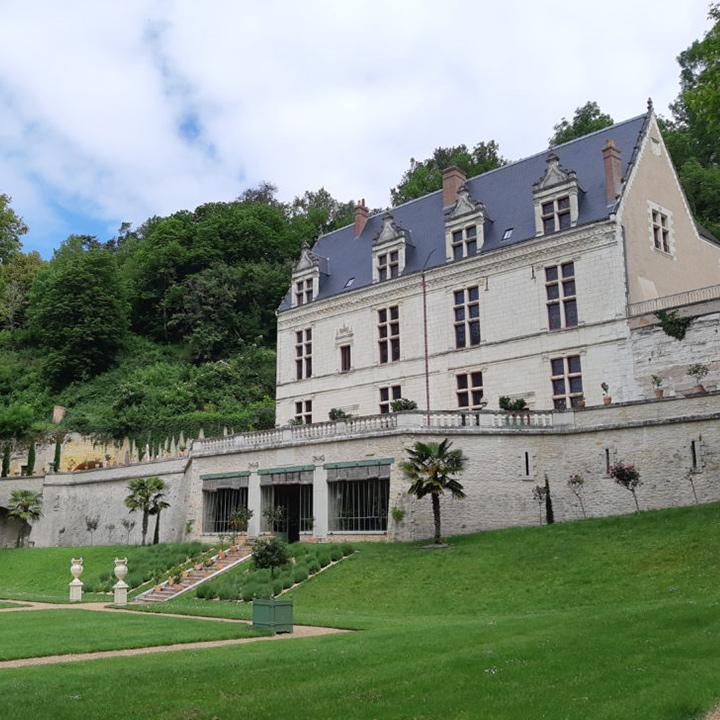 Château Gaillard à Amboise en Indre et Loire