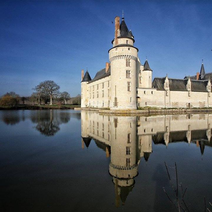 Château du Plessis Bourré en Anjou