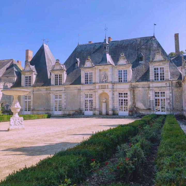 Château de Villesavin à Tour en Sologne en Loir et Cher