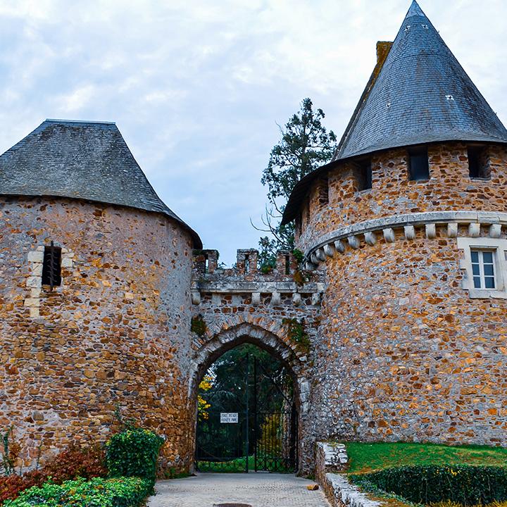 Château de Champtoceaux