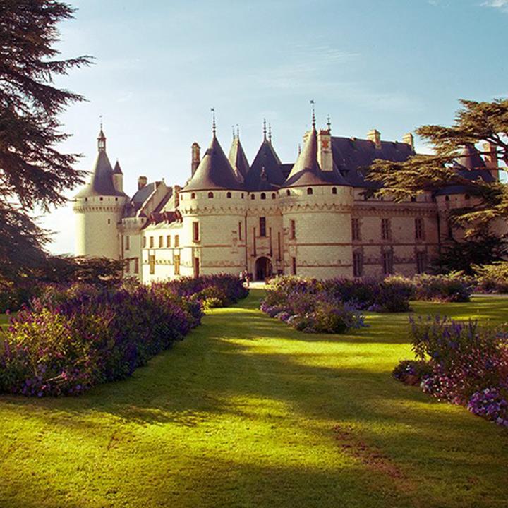 Le château de Chaumont sur Loire en Loir-et-cher