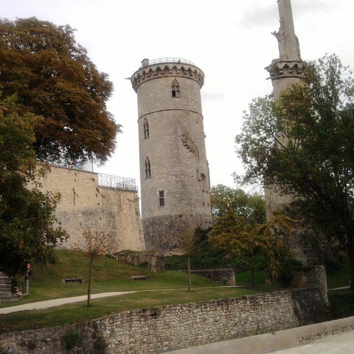 Château Charles VII dans le Berry