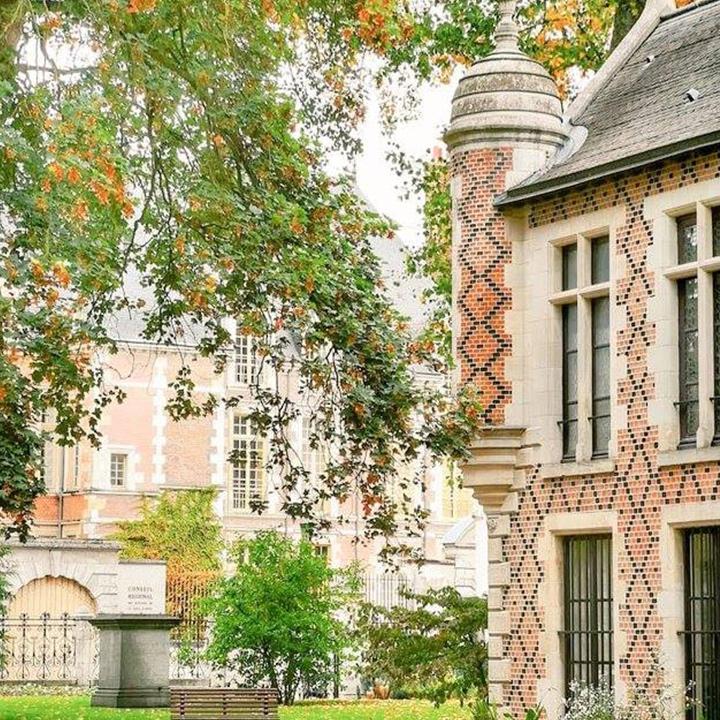 Hotel Groslot à Orléans dans le Loiret