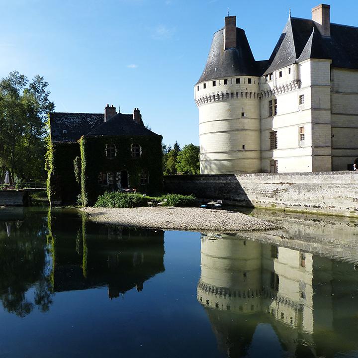 Château d'Islette en Indre et Loire