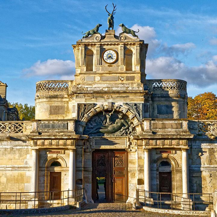 Château d'Anet dans l'Eure et Loir