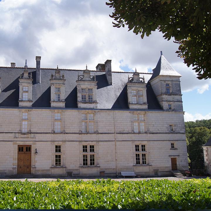 Château de Nitray en Indre et Loire