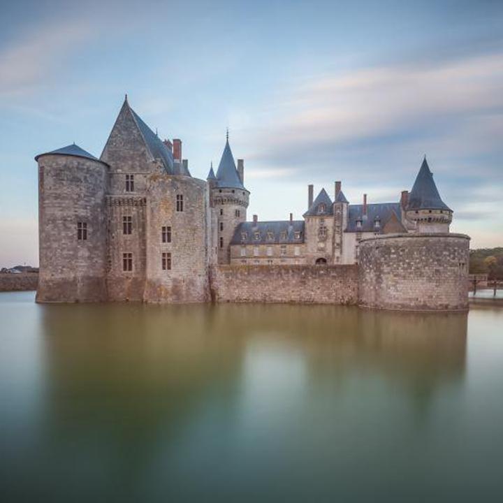 Chateau de Sully sur Loire dans le Loiret