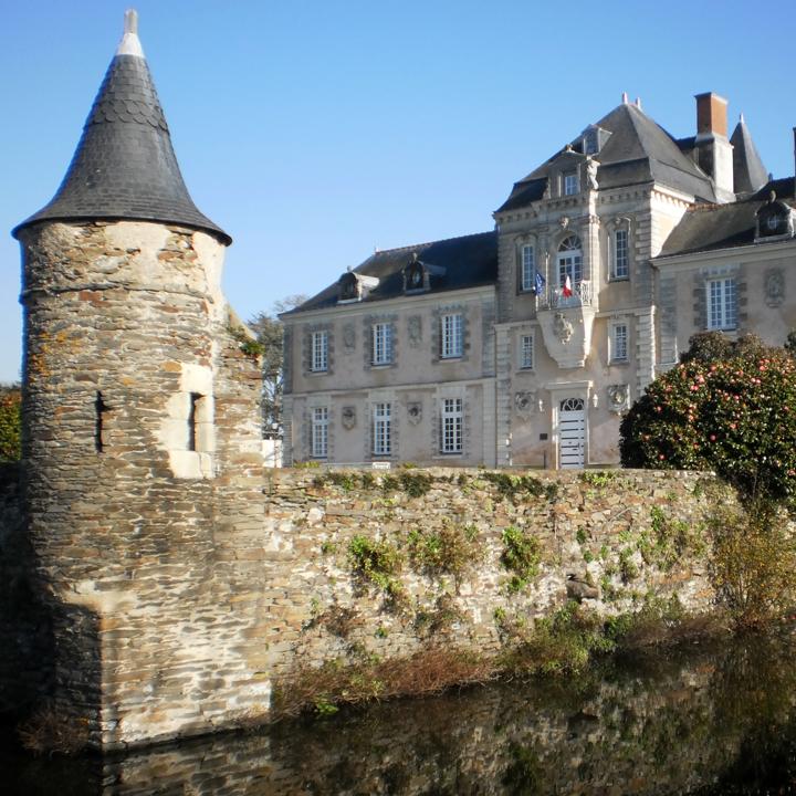 Chateau de Chassay en Loire Atlantique