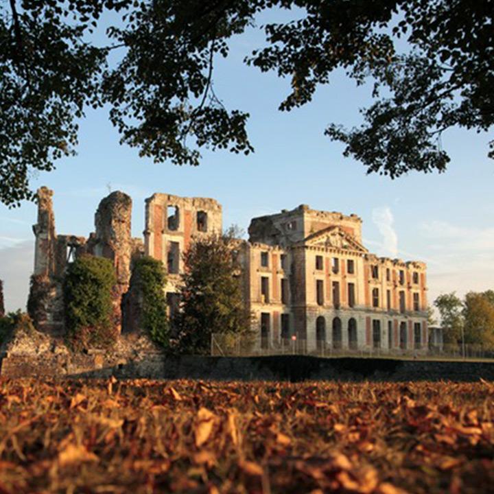Château de la Ferté Vidame dans l'Eure et Loir
