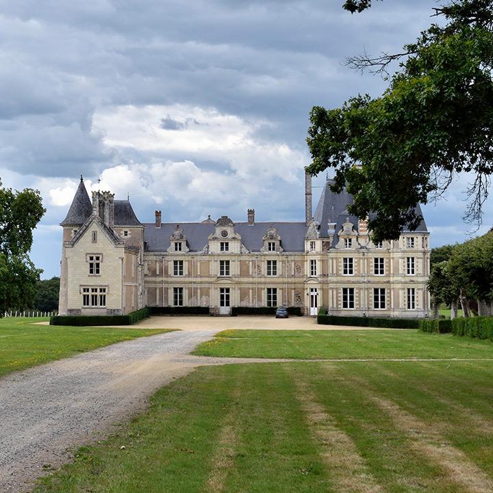 Château de Lucinière en Loire Atlantique