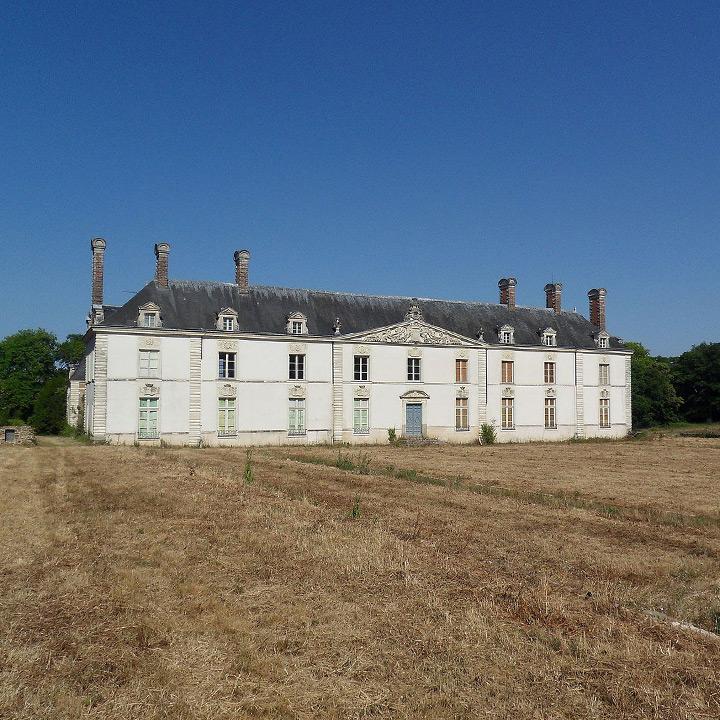Château de la seilleraye en Loire Atlantique