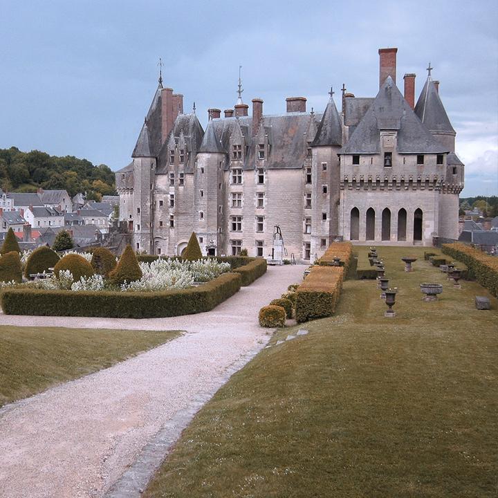 Château de Langeais en Indre et Loire