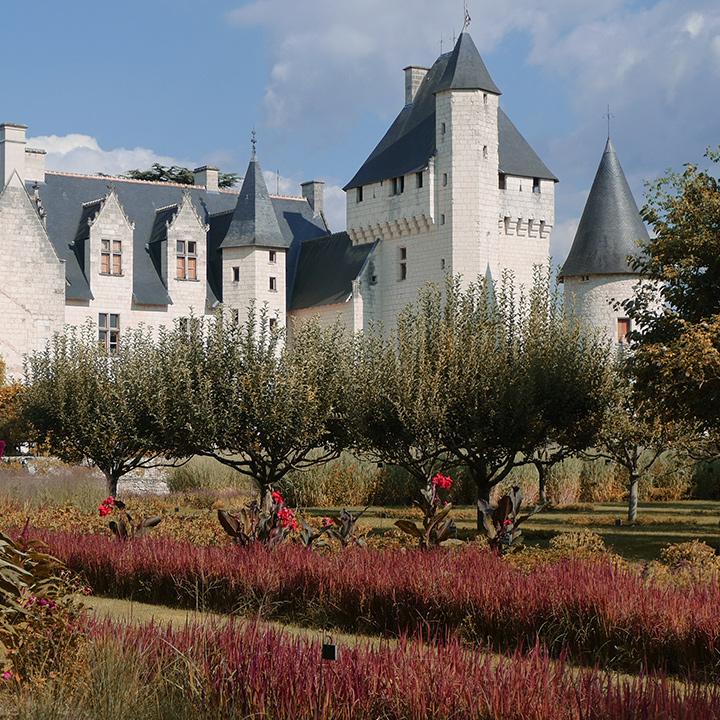 Château du Rivau en Indre-et-Loire